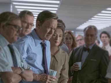 The Post: Novo filme de Spielberg ganha seu primeiro trailer