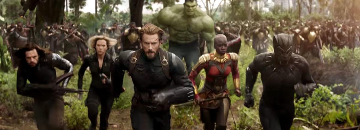 Confira 50 imagens do trailer de Vingadores: Guerra Infinita