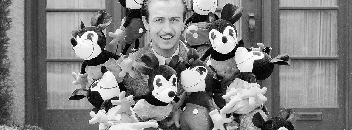15 Fatos curiosos sobre Walt Disney