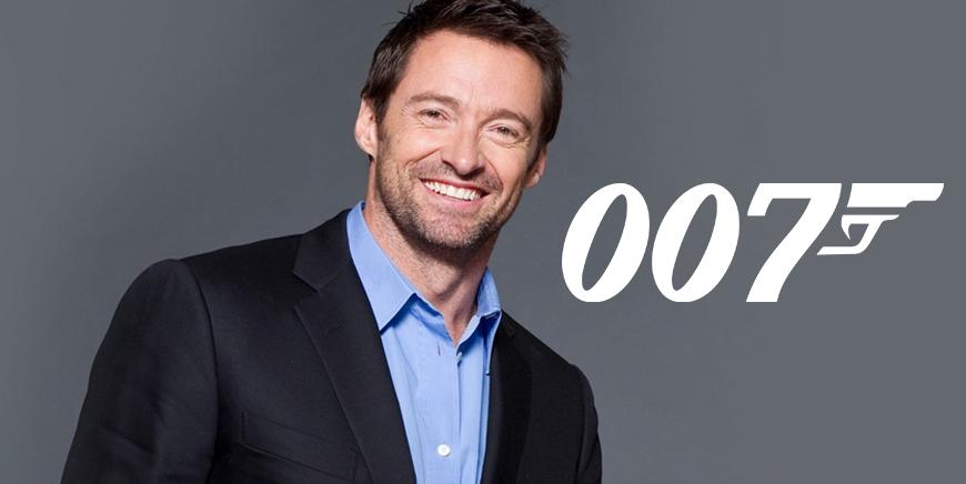 Hugh Jackman comenta por que recusou o papel de James Bond
