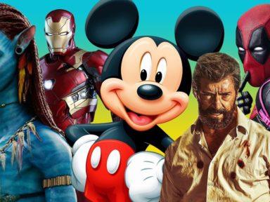Saiba quais franquias da Fox foram compradas pela Disney