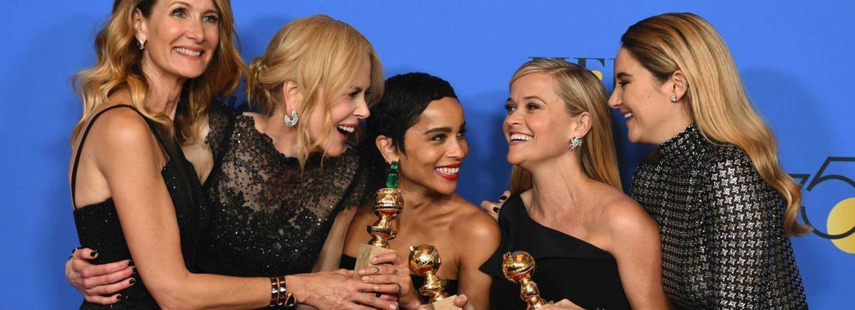 Confira fotos e lista de vencedores do Globo de Ouro 2018