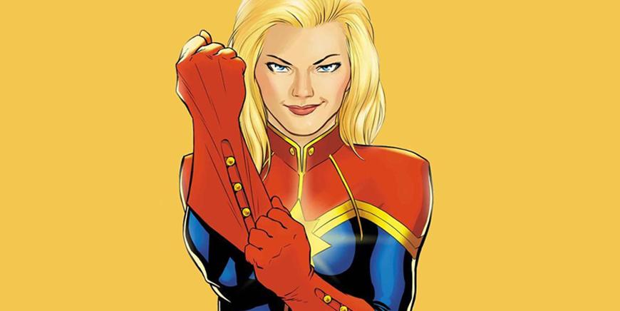 Conheça algumas curiosidades sobre a Capitã Marvel