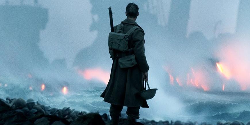 DUNKIRK: Com ótima direção, filme narra um dos momentos mais icônicos da Segunda Guerra