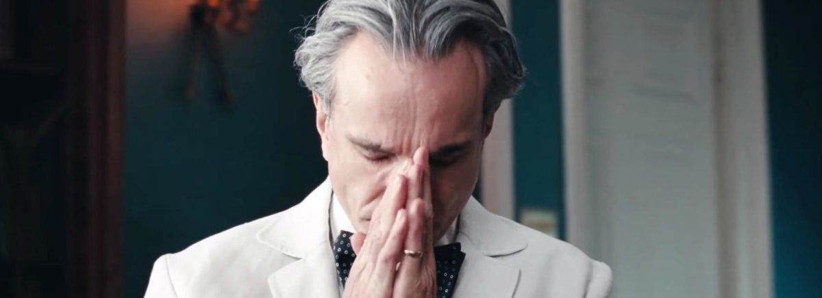 TRAMA FANTASMA: filme impacta pelo perfeccionismo genial e genioso