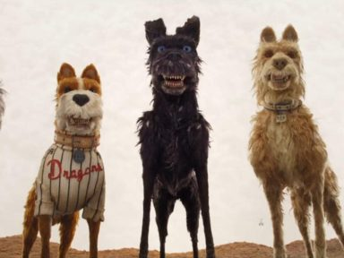 Confira um vídeo making of de Isle of Dogs, próxima animação de Wes Anderson