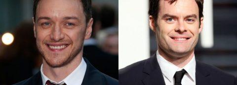 IT – A COISA 2: James McAvoy e Bill Hader podem fazer parte do elenco