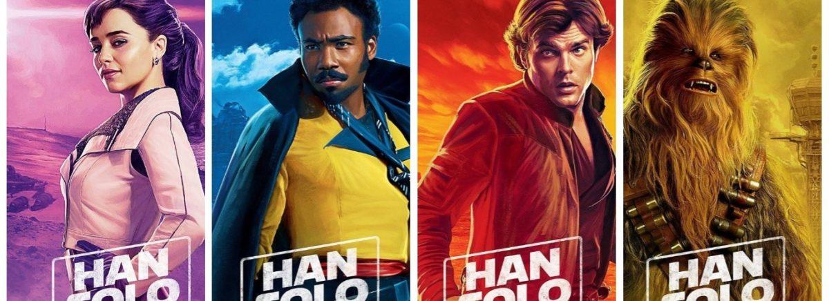 Veja novo vídeo de Han Solo: Uma História Star Wars