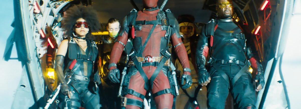 Membros da X-Force são destaques em novo comercial de Deadpool 2