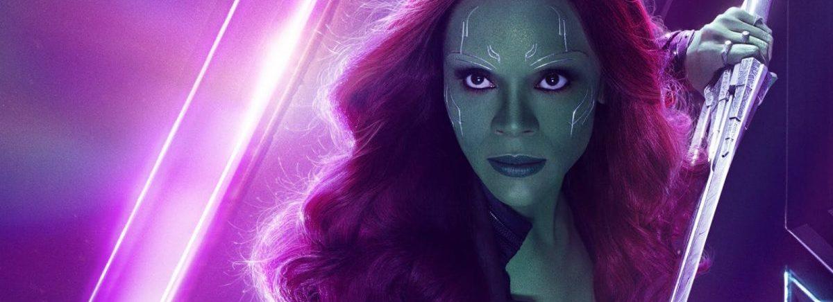 Zoe Saldana pode ter revelado spoiler de Vingadores 4