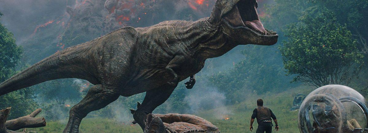 Jurassic World: Reino Ameaçado ganha vídeo de bastidores
