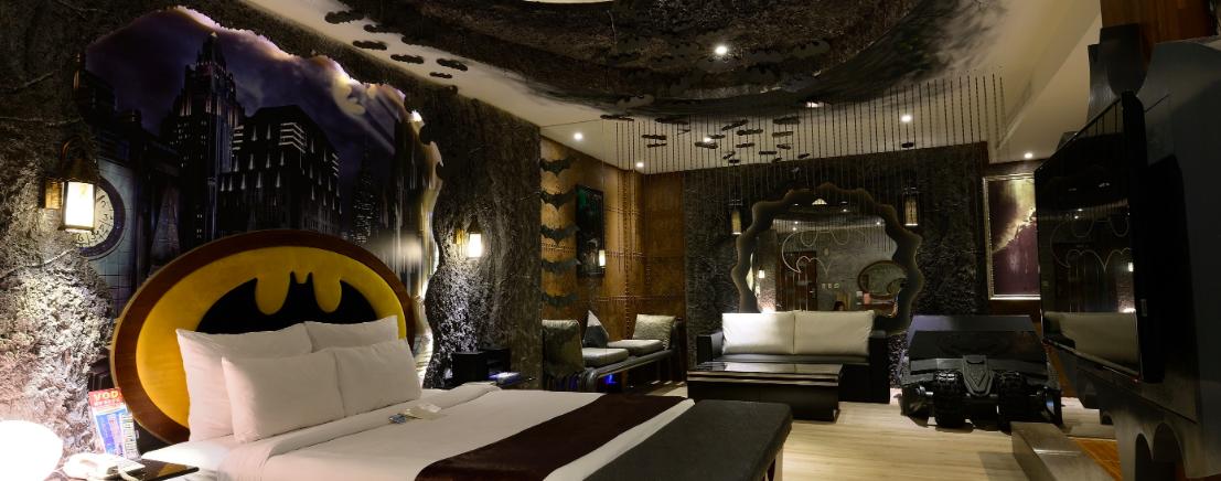 Gosta de viajar? Então conheça 5 hotéis inspirados em produtos da Cultura Pop