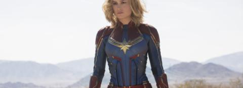 As 4 Melhores HQs da Capitã Marvel