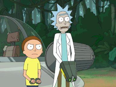 Ouça álbum com a trilha sonora de Rick and Morty