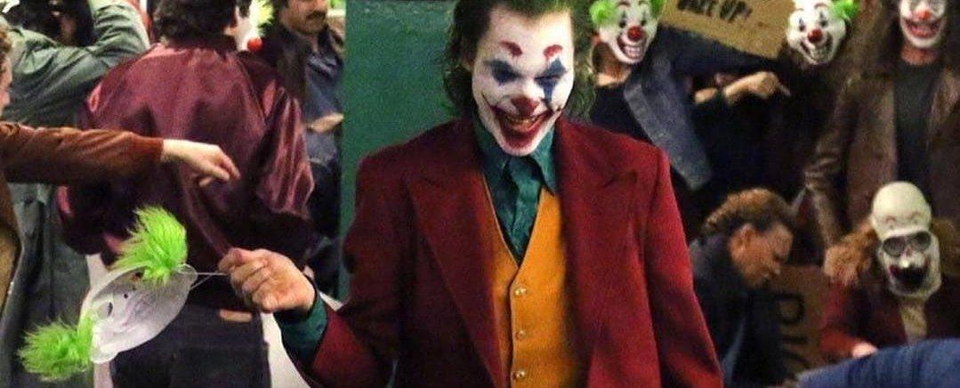 Confira novas fotos do Coringa de Joaquin Phoenix