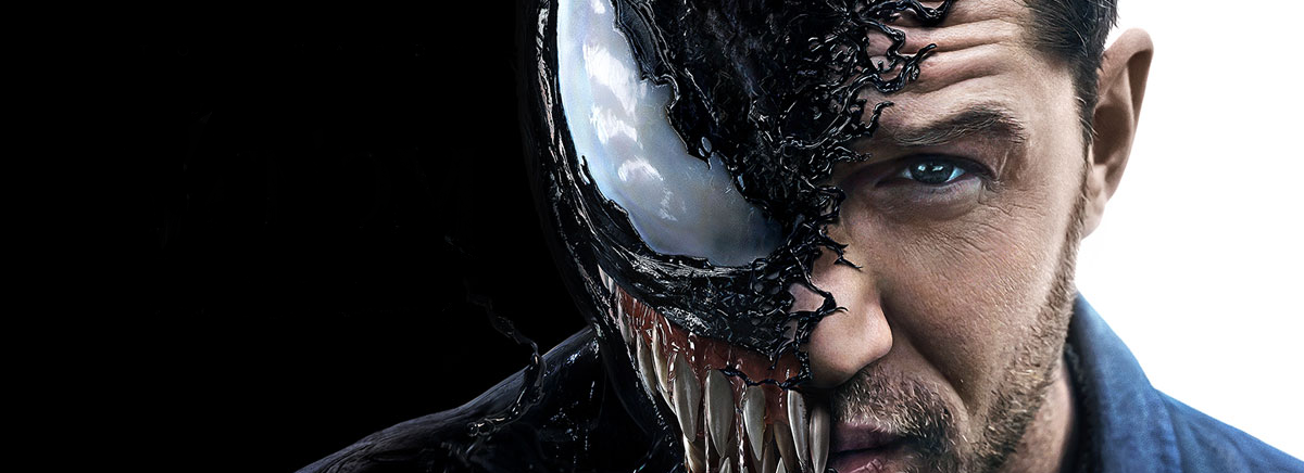 VENOM: Sony decepciona e entrega um filme muito fraco