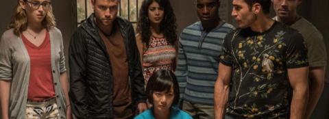 Séries Netflix que terminaram em 2018