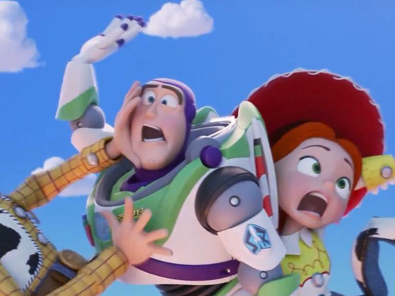 Pixar divulga o primeiro teaser de Toy Story 4