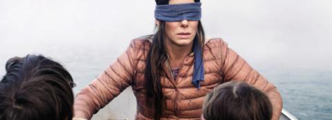 BIRD BOX: Sandra Bullock se destaca em um roteiro sem grandes reviravoltas
