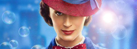 O RETORNO DE MARY POPPINS: Disney apresenta uma continuação digna e emocionante
