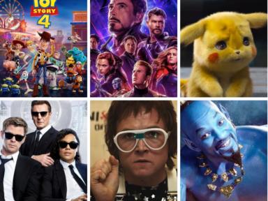 Vingadores, Toy Story 4, Aladdin e outros filmes que estreiam no segundo trimestre de 2019