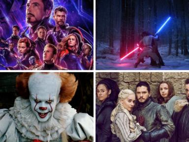 2019: O ano do término (ou do até logo) na Cultura Pop